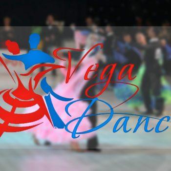 Дизайн логотипа Vega Dance